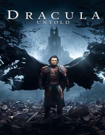 Dracula Untold 2014 Hindi Dual Audio 300MB BluRay 480p ESubs