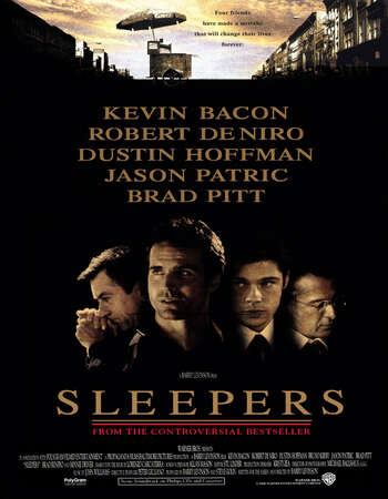 Sleepers 1996 Hindi Dual Audio 500MB BluRay 480p ESubs