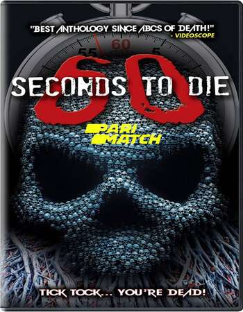 60 Seconds to Die 2021 Hindi (HQ DUB) Dual Audio 720p WEBRip Free Download