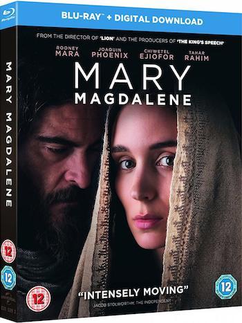 Mary Magdalene 2018 Dual Audio Hindi 480p BluRay 350MB