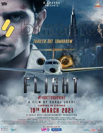 Flight 2021 Hindi 720p 480p Pre-DVDRip x264