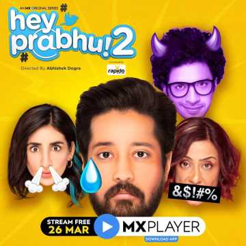 Hey Prabhu 2021 S02 Hindi 720p 480p WEB-DL 1.9GB