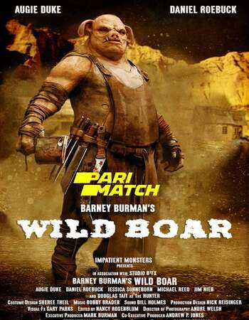 Barney Burmans Wild Boar 2019 Hindi (HQ DUB) Dual Audio 480p | 720p WEBRip x264 350MB | 1,1GB Download