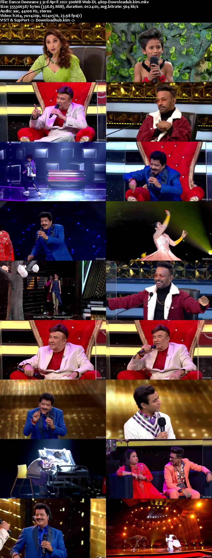 Dance Deewane 3 03 April 2021 Episode 11 Web-DL 480p
