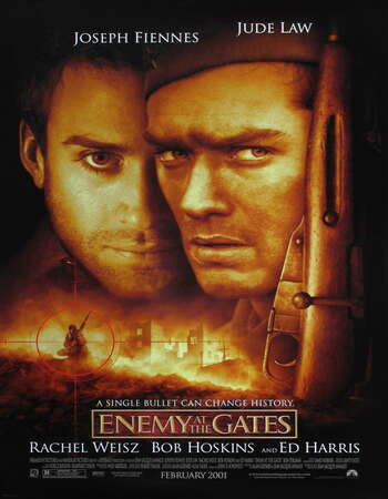 Enemy at the Gates 2001 Hindi Dual Audio BRRip Full Movie 480p Download