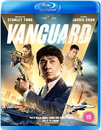 Vanguard 2020 Dual Audio Hindi Bluray Movie Download