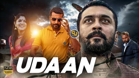 Udaan 2021 Hindi Dubbed 720p HDRip 1GB