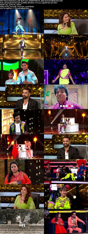 Dance Deewane 3 04 April 2021 Episode 12 Web-DL 480p