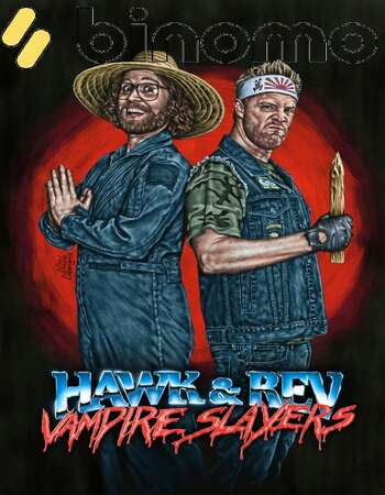 Hawk and Rev Vampire Slayers 2020 Hindi Dual Audio WEBRip Full Movie Download