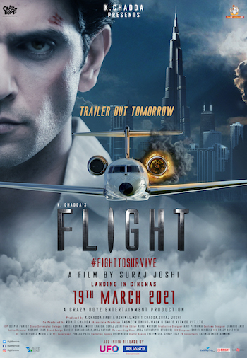 Flight 2021 Hindi 720p pDVDRip 850MB