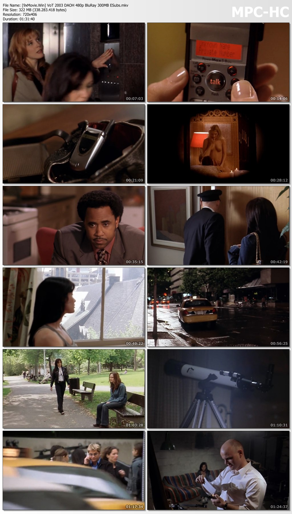View of Terror 2003 Dual Audio ORG Hindi 480p BluRay x264 300MB ESubs