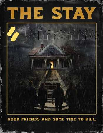 The Stay 2021 Hindi Dual Audio WEBRip Full Movie Download