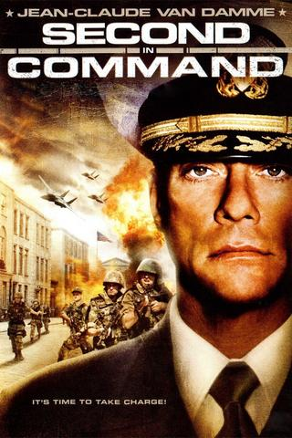 Second in Command 2006 Dual Audio Hindi 480p BluRay x264 300MB