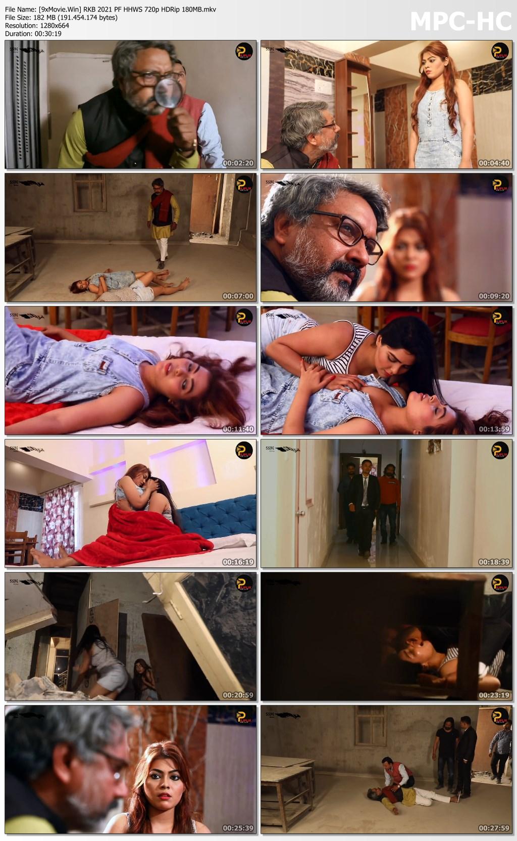 Ramlal Ka Bhoot 2021 PiliFlix Hindi Hot Web Series 720p HDRip x264 180MB