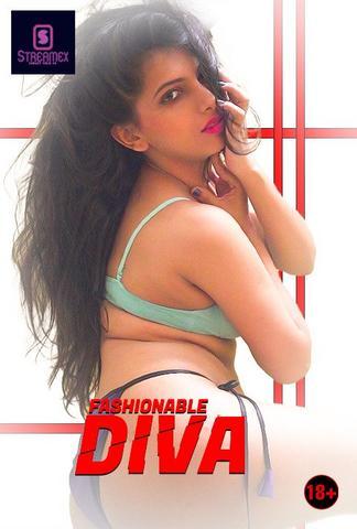 18+ Fashionable Diva 2021 StreamEx Hindi Hot Video 720p HDRip x264 100MB
