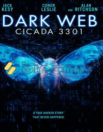 Dark Web Cicada 3301 2021 Hindi (HQ DUB) Dual Audio 720p 480p WEBRip x264