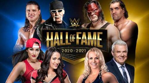 WWE Hall of Fame 6th April 2021 720p 350MB WEBRip 480p