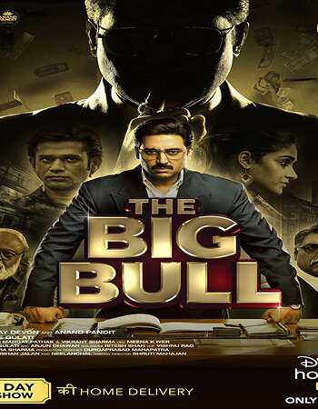 The Big Bull 2021 Hindi 750MB HDRip 720p ESubs HEVC