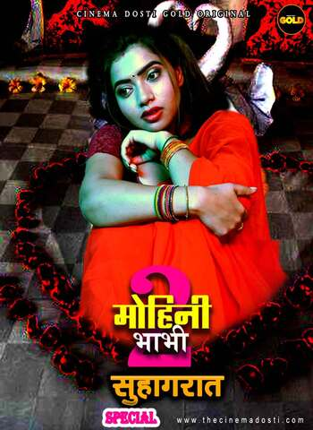Mohini Bhabhi 2 2021 CinemaDosti Hindi Hot Web Series 720p HDRip x264 130MB