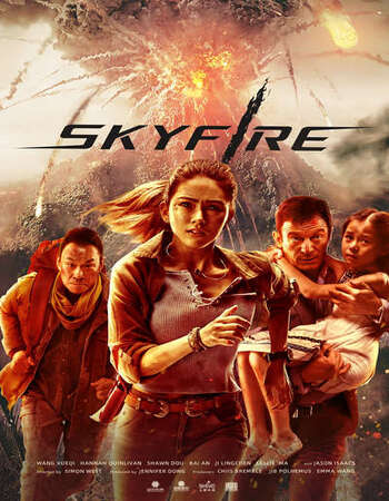Skyfire 2019 Hindi Dual Audio 500MB BluRay 720p ESubs HEVC