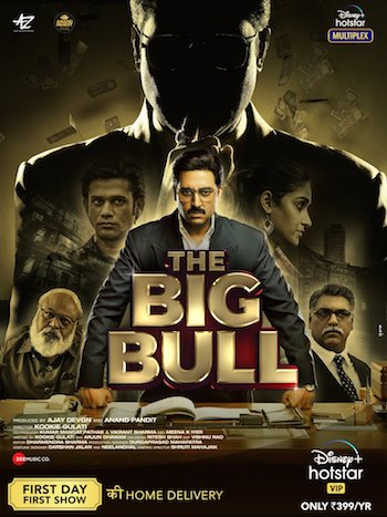 The Big Bull 2021 Hindi 1080p HDRip ESubs