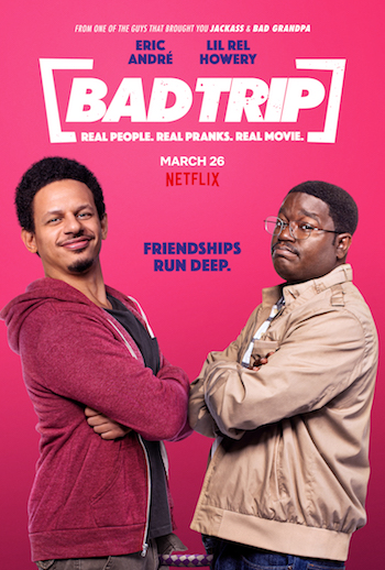 Bad Trip 2020 Dual Audio Hindi 720p BluRay 750mb