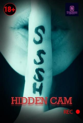 18+ Hidden Cam 2021 StreamEx Hindi Hot Web Series 720p HDRip x264 130MB
