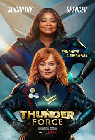 Thunder Force 2021 Hollywood Movie Hindi 480p WEB-DL x264 300MB ESubs
