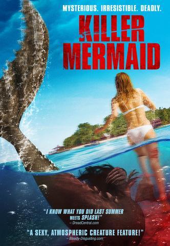 Killer Mermaid 2014 Hollywood Movie Hindi ORG 480p BluRay x264 300MB ESubs