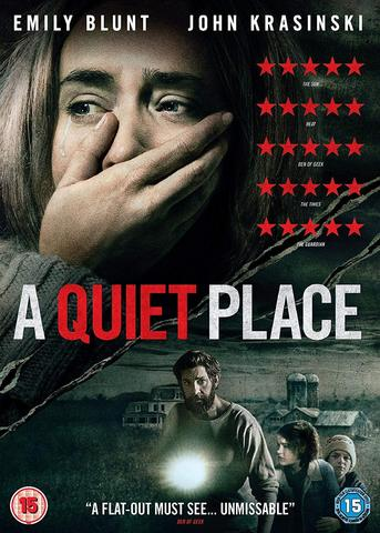 A Quiet Place 2018 Hollywood Movie Hindi ORG 480p BluRay x264 300MB ESubs