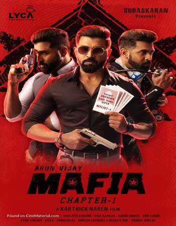 Mafia Chapter 1 2020 Hindi Dual Audio 600MB UNCUT HDRip 720p ESubs HEVC