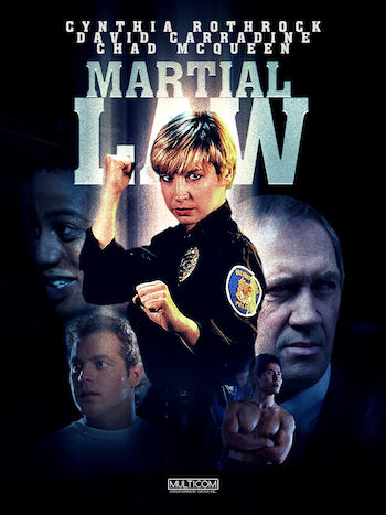 Martial Law 1990 Dual Audio Hindi 480p BluRay 280mb