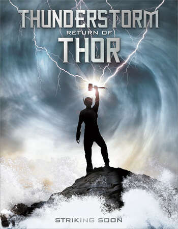 Thunderstorm The Return of Thor 2011 Hindi Dual Audio 280MB BluRay 480p