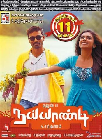 Naiyaandi 2013 UNCUT Dual Audio Hindi 480p HDRip 400MB