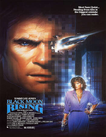 Black Moon Rising 1986 Hindi Dual Audio 300MB BluRay 480p