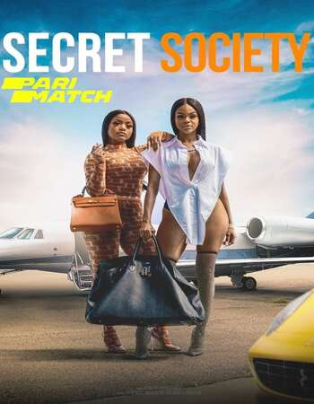 Secret Society 2021 Hindi (HQ FAN DUB) Dual Audio 720p 480p WEBRip x264