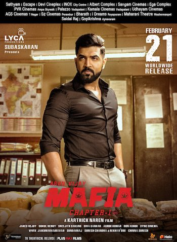 Mafia Chapter 1 (2020) UNCUT Dual Audio Hindi 480p HDRip 300mb