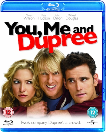 You Me and Dupree 2006 Dual Audio Hindi 720p BluRay 900mb