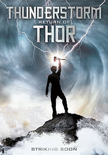 Thunderstorm – The Return of Thor 2011 Dual Audio Hindi 480p BluRay 280mb