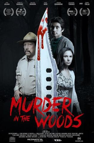 Murder in the Woods 2017 Dual Audio Hindi Dubbed 480p WEB-DL x264 300MB