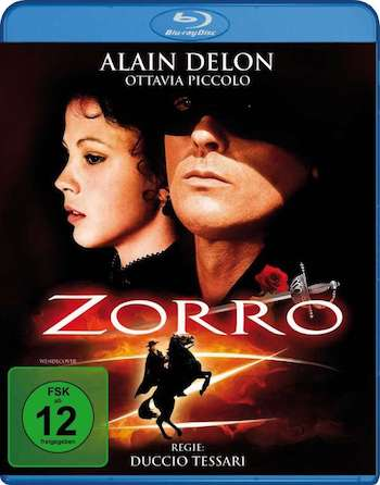 Zorro (1975) Dual Audio Hindi 720p BluRay 1.1GB