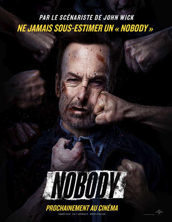 Nobody 2021 English 720p Web-DL 800MB ESubs