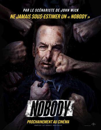 Nobody 2021 English 720p Web-DL 800MB ESubs