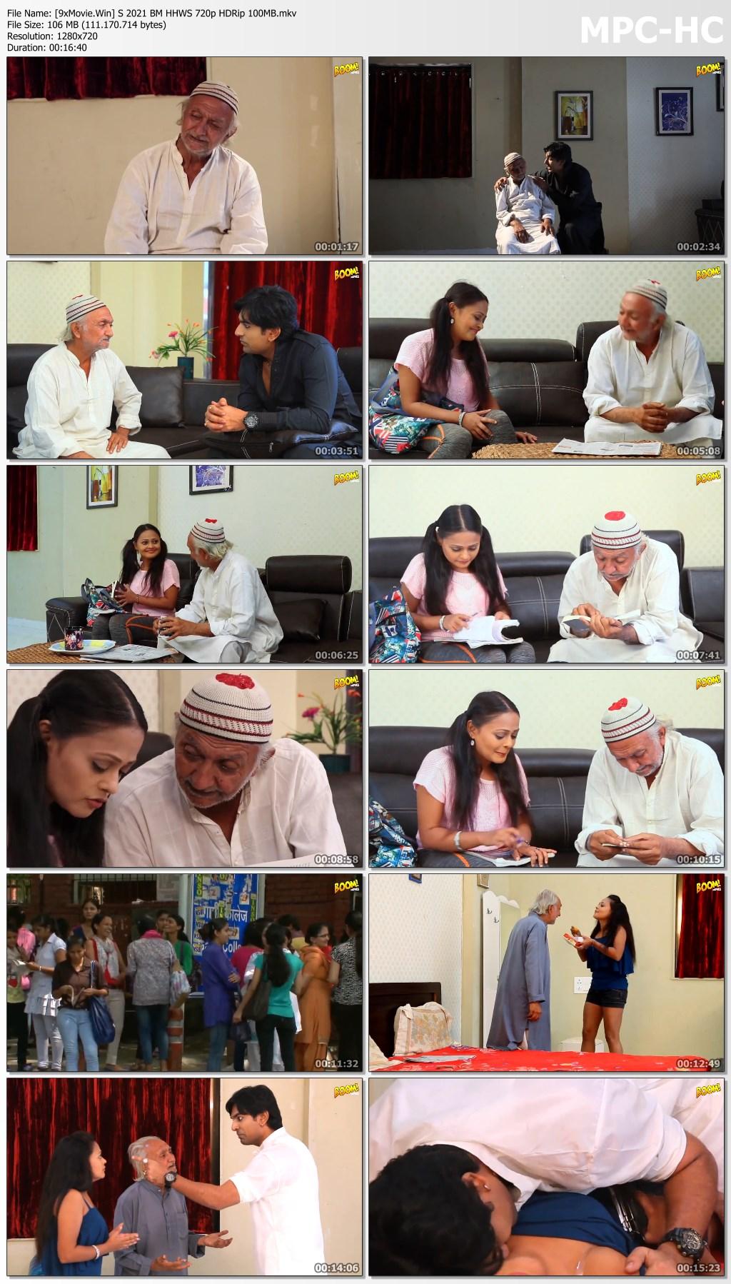 Salma 2021 BoomMovies Hindi Hot Web Series 720p HDRip x264 100MB