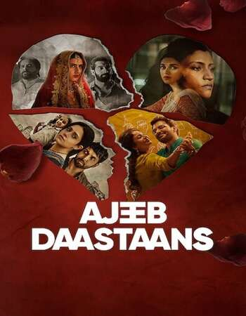 Ajeeb Daastaans 2021 Hindi 700MB HDRip 720p MSubs HEVC
