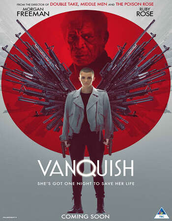 Vanquish 2021 English 720p Web-DL 800MB ESubs