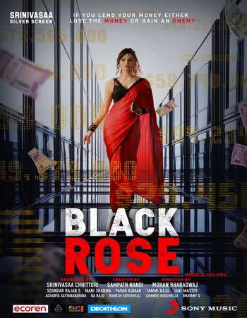 Black Rose 2021 Hindi 350MB HDRip 480p