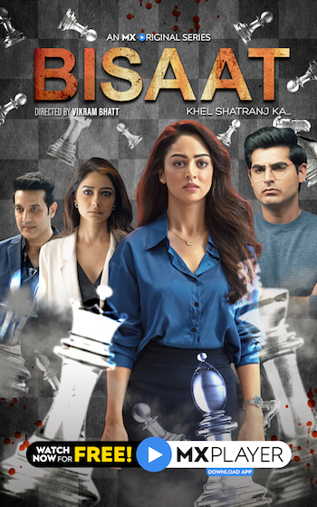 Bisaat 2021 S01 Hindi 720p 480p WEB-DL 1.7GB