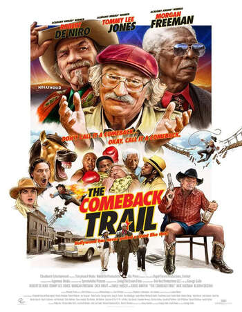 The Comeback Trail 2020 English 300MB Web-DL 480p