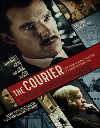 The Courier 2021 English 720p Web-DL 950MB ESubs
